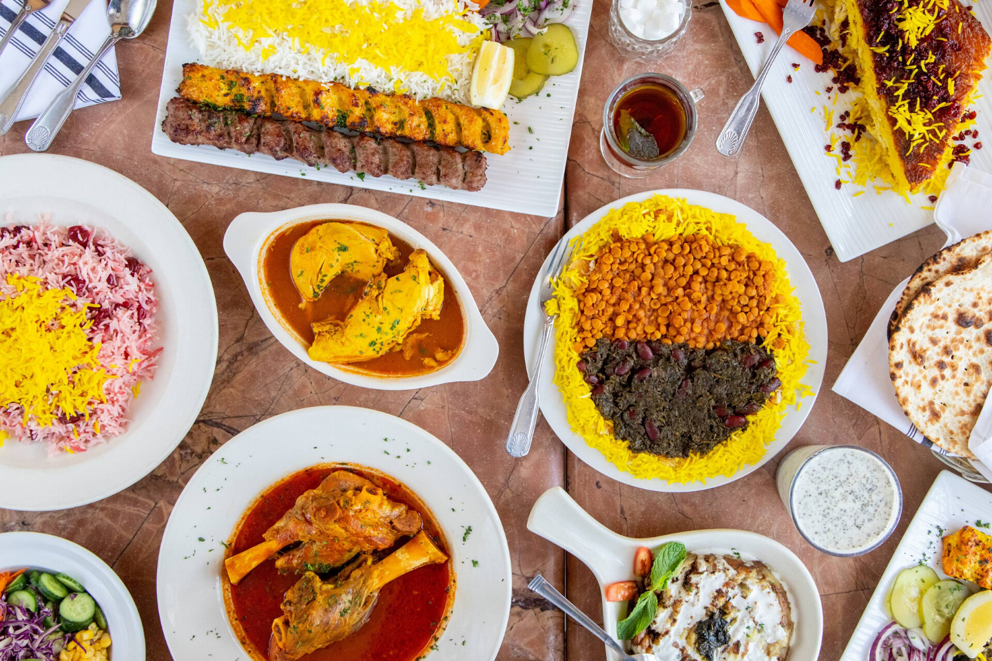 Shirin Restaurant | Persian Cuisine in the San Fernando Valley